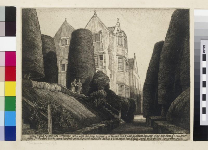 Owlpen Manor (WA1962.54.158)