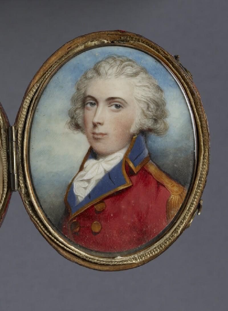 Portrait of Francis Robert Schutz