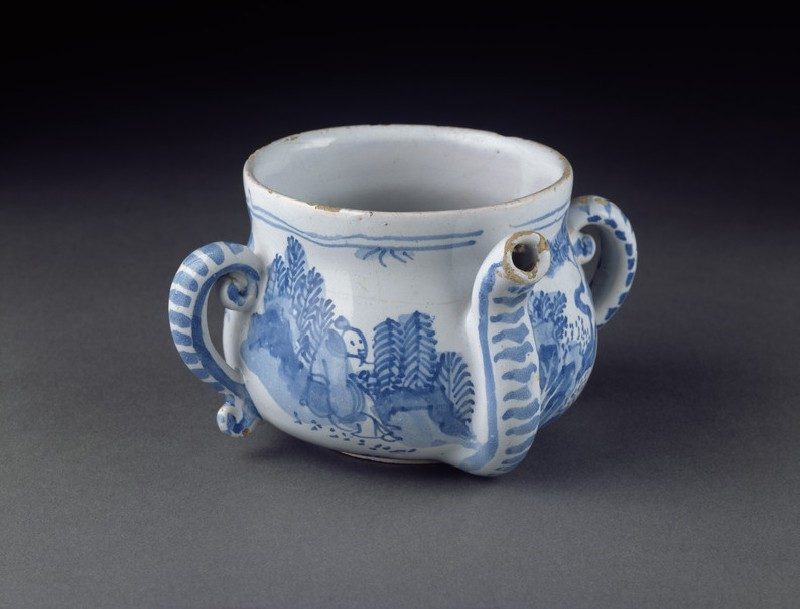 Small posset pot (WA1963.136.119)