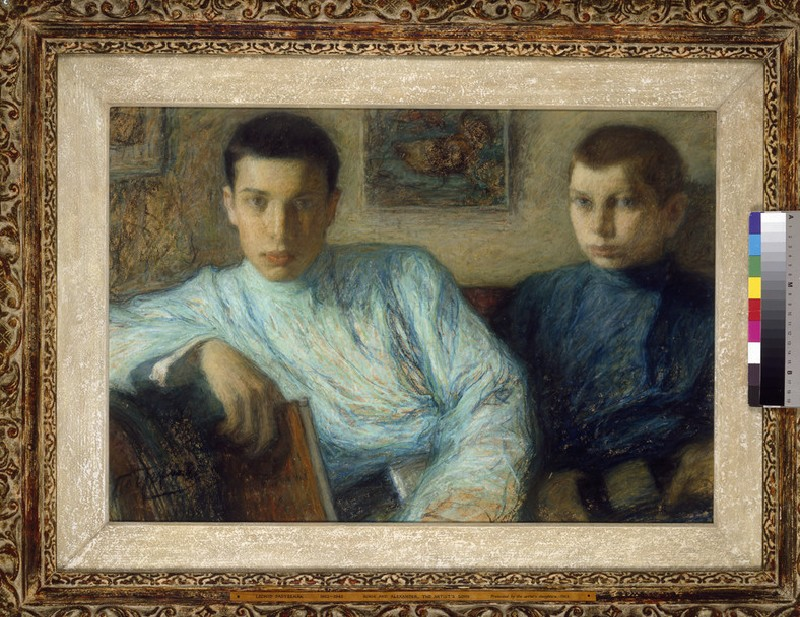 The Painter's Sons, Boris and Alexander