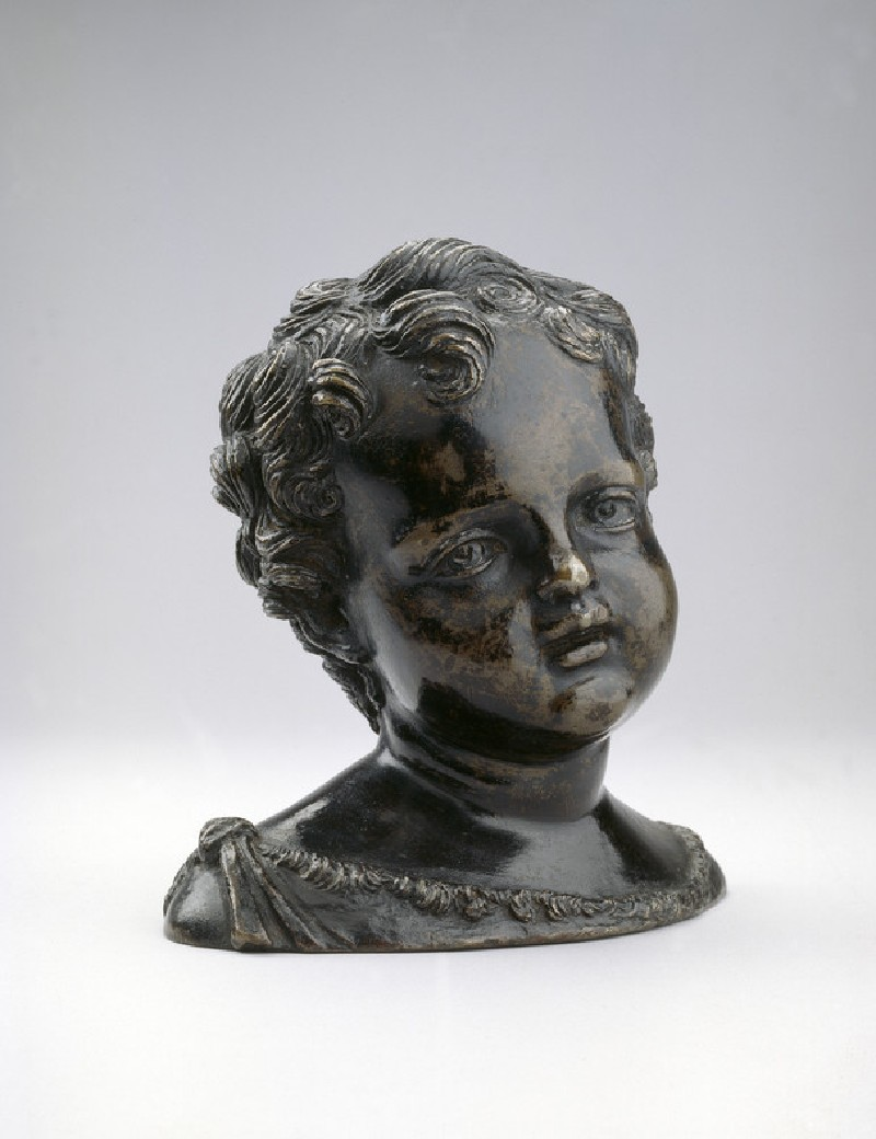 Bust of the Infant St John Baptist (WA1963.38)