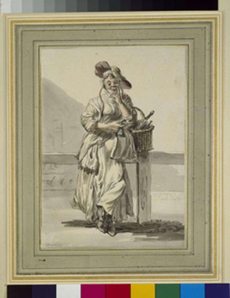 A Wine Seller (WA1963.89.79)
