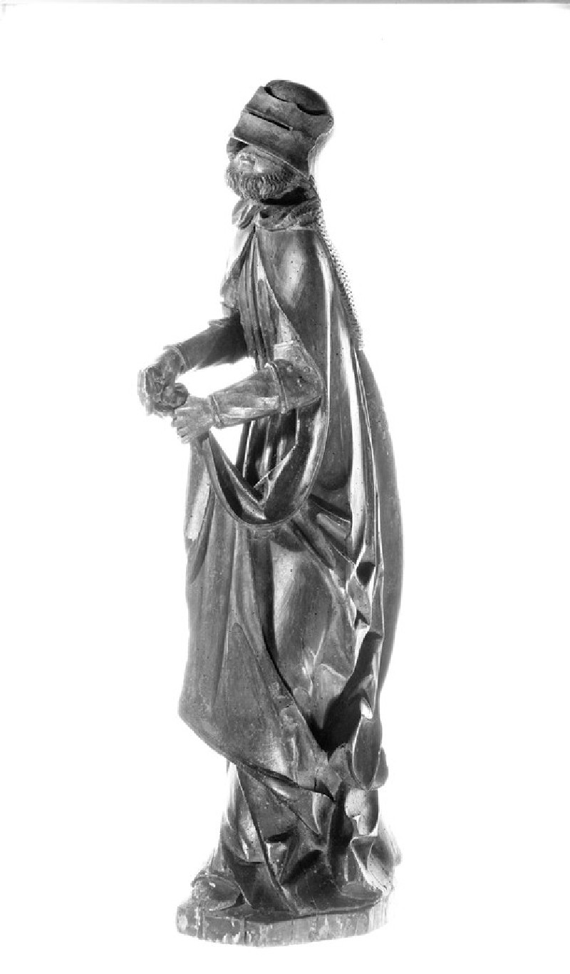 Figure of a knight
