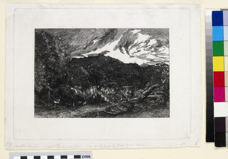 The weary Ploughman (WA1964.75.1312)