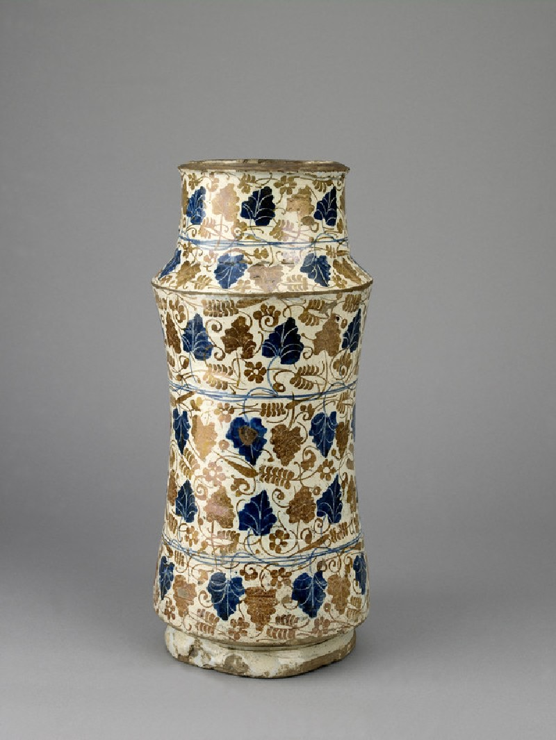 Albarello (storage jar) (WA1967.44)