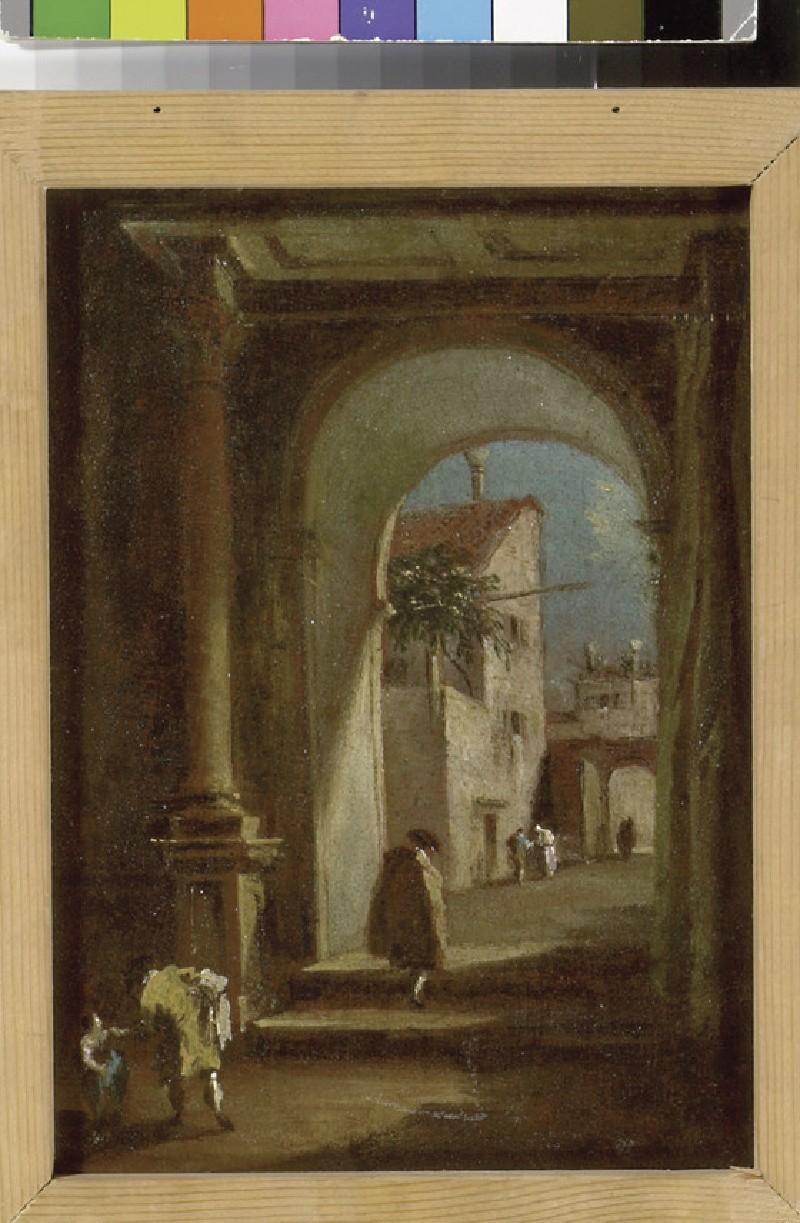 Capriccio: an Archway