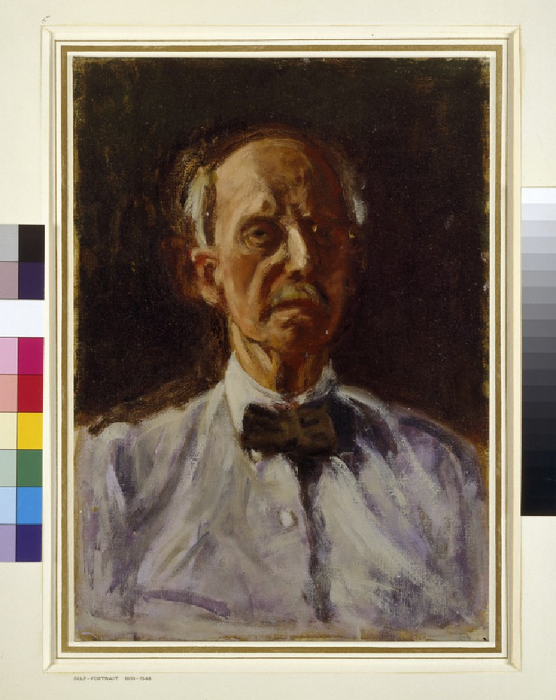 Self-portrait (WA1968.457)