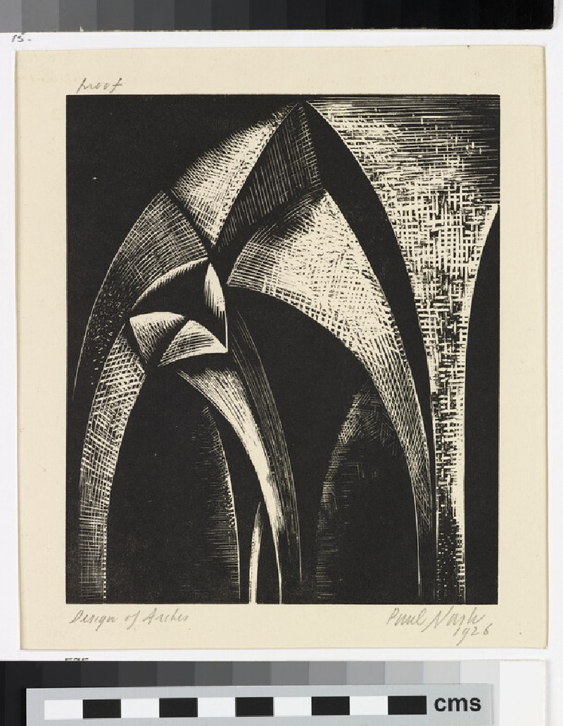 Design of Arches (WA1971.10)