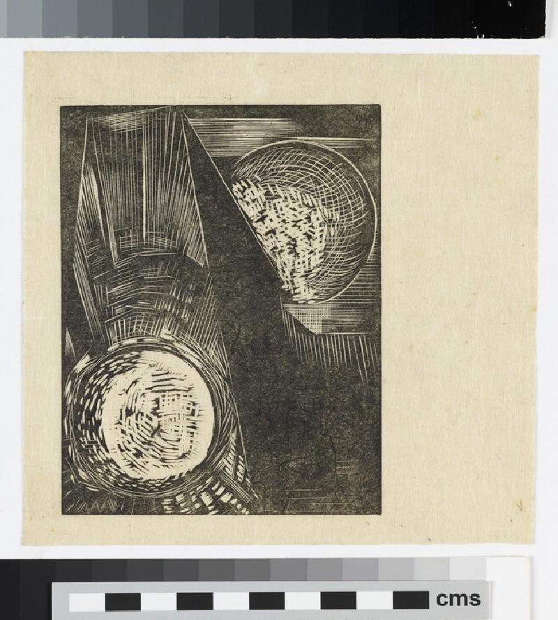 Sun and Moon (illustration to Genesis)