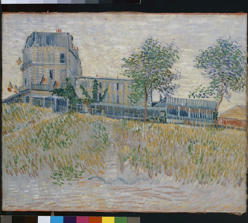 Restaurant de la Sirène, Asnières (WA1972.18)