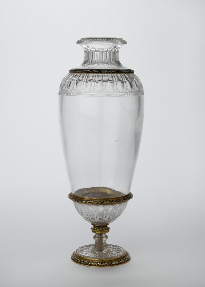Vase of rock crystal (WA1973.69)