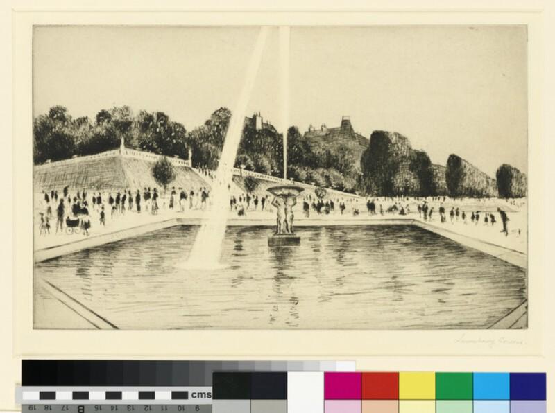 Luxembourg Gardens (WA1976.130)