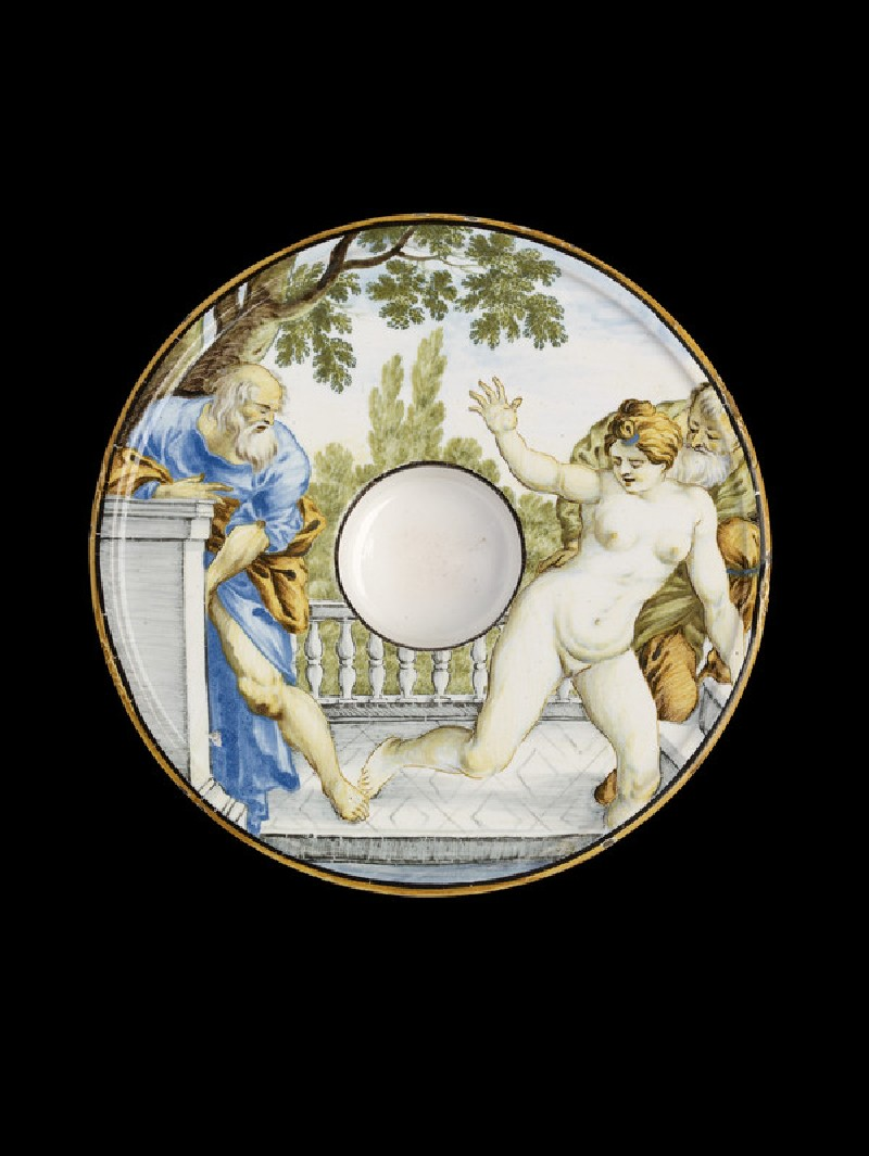Saucer, Susanna and the Elders