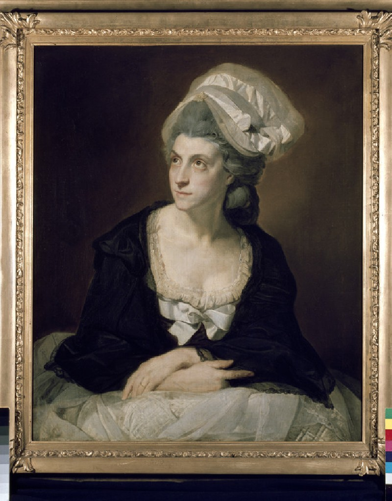 Mary Thomas, the Artist's Second Wife