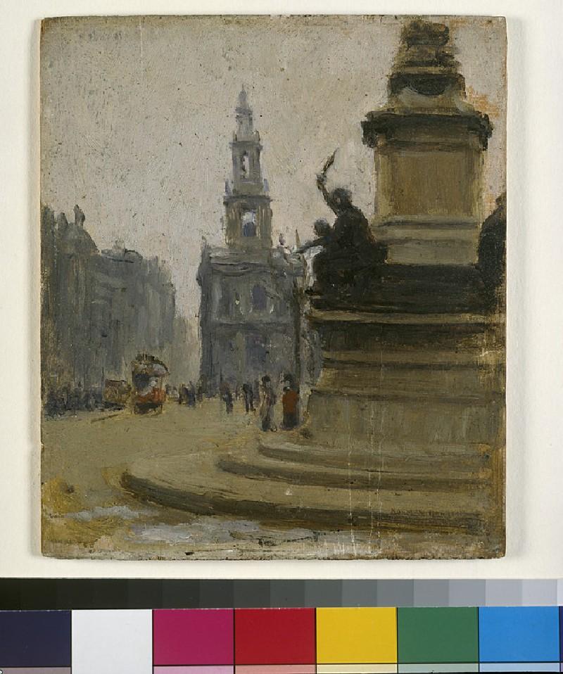St Mary-le-Strand (WA1980.122)