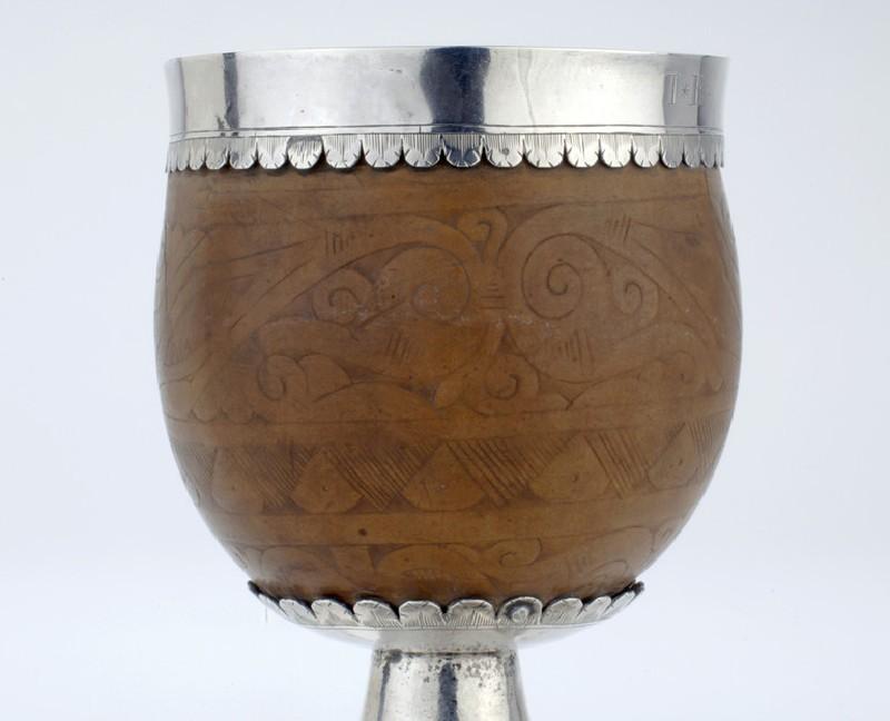 Calabash cup
