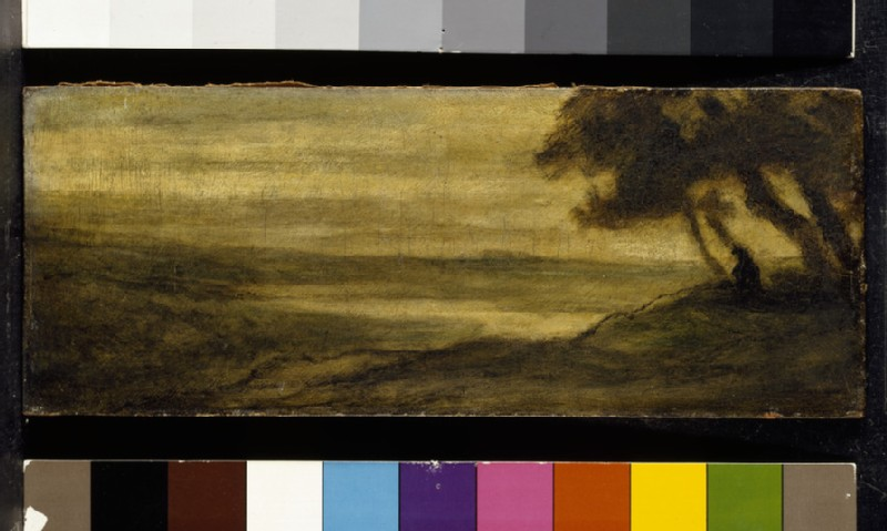 Landscape with a reclining Figure (WA1988.295)