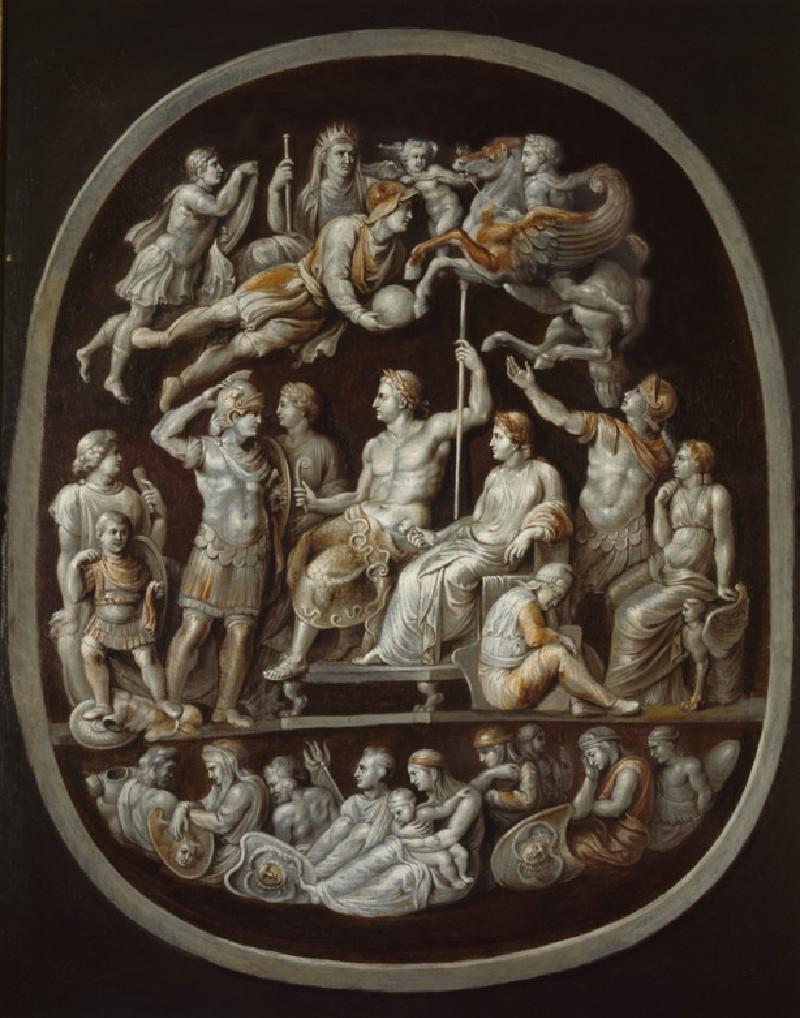 The Glorification of Germanicus (Gemma Tiberiana)
