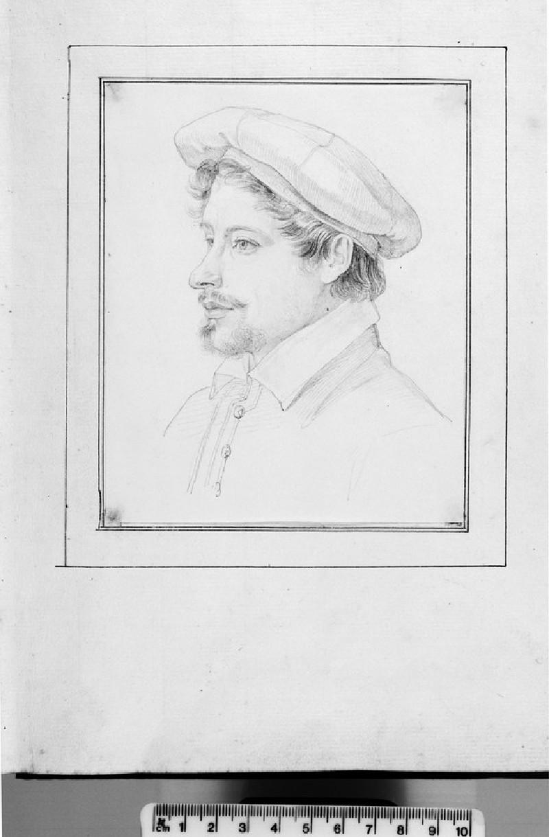 Gottlieb Heinrich Christian Hübsch (1795-1863) (WA1991.192)
