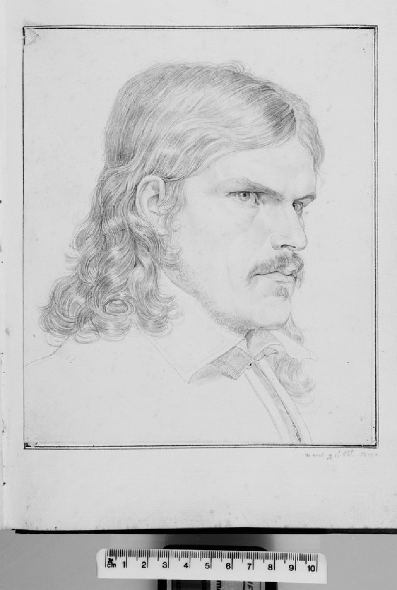 Friedrich Rückert (1788-1866) (WA1991.198)