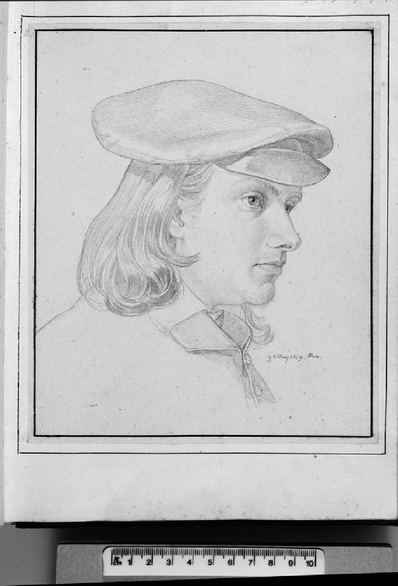 Johann Caspar Schinz (1797-1832) (WA1991.203)