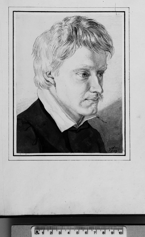 Johann Friedrich Böhmer (1795-1863) (WA1991.204)