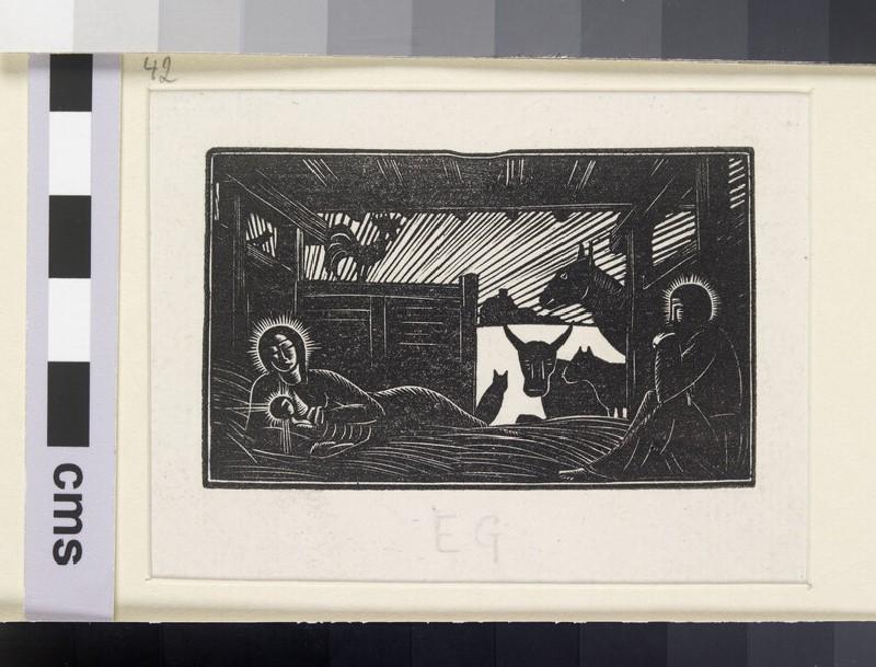 Christmas Gifts (Nativity) (WA1991.29)