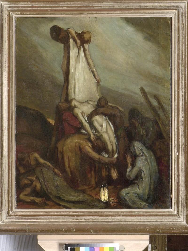 The Deposition (WA1991.433)