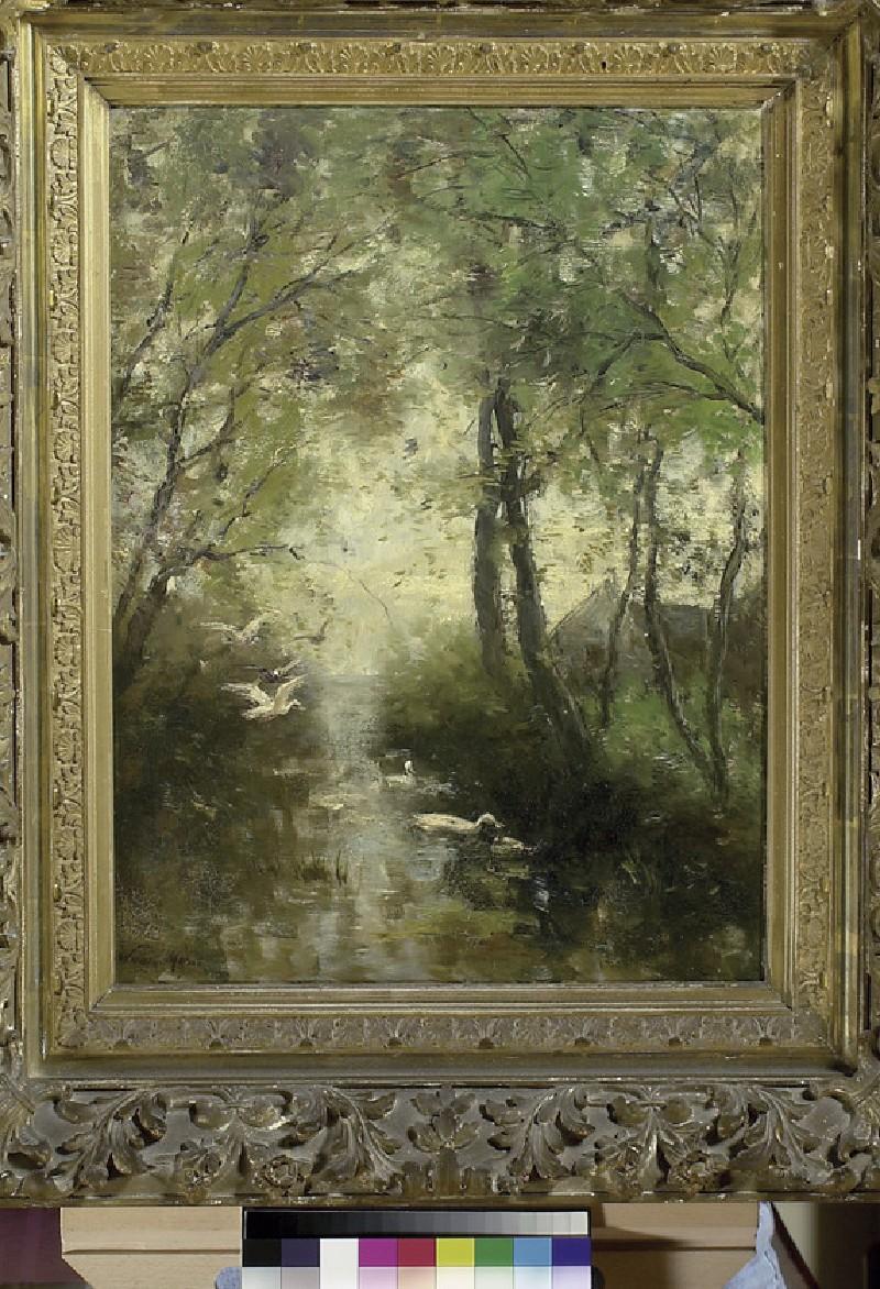 Ducks, Spring (WA1993.422)