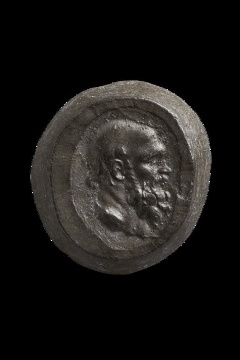 Bust of Socrates (WA1995.254)