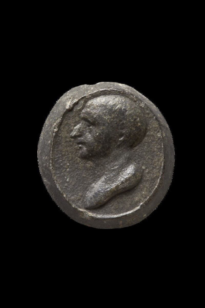 Bust of a man, perhaps Cicero (WA1995.255)