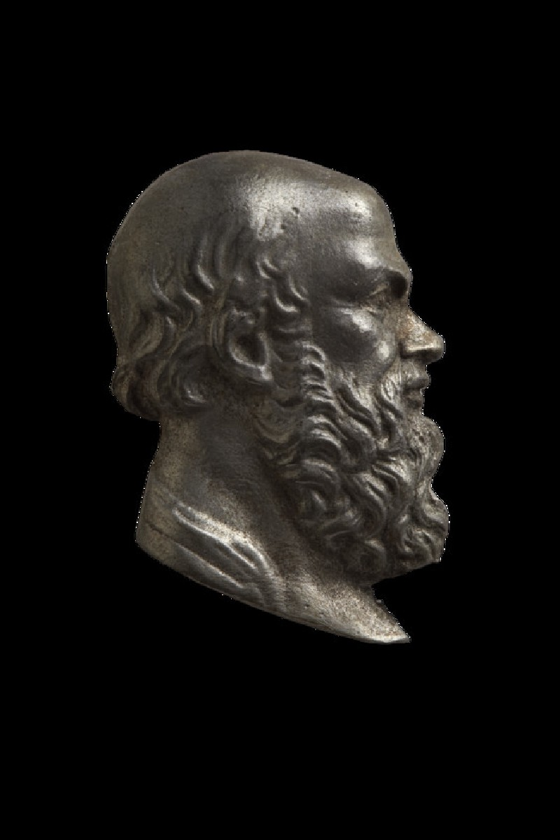 Bust of Socrates (WA1995.256)