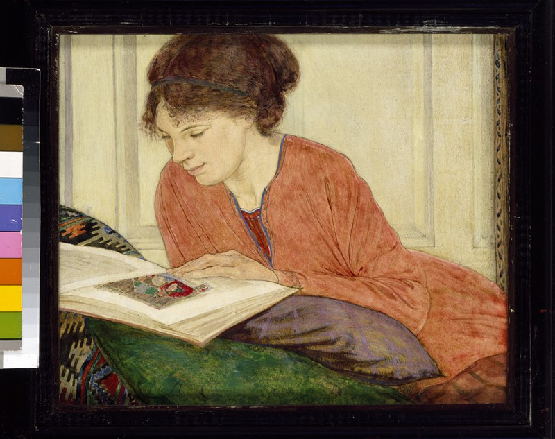 The Manuscript (Dorothy Hutton)