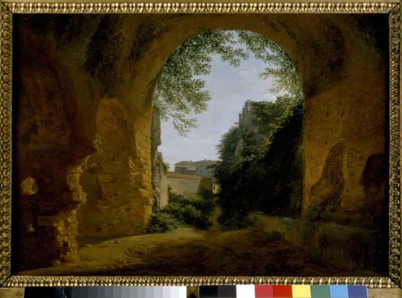 The Porta Oscura, Tivoli
