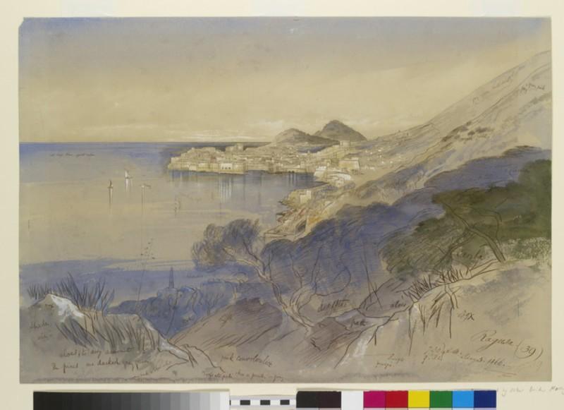 The Bay at Ragusa (WA1998.122)