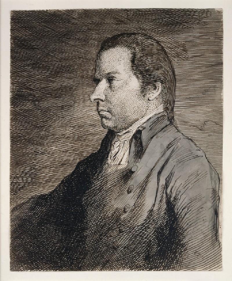 Portrait of Francis Douce (WA1999.14)