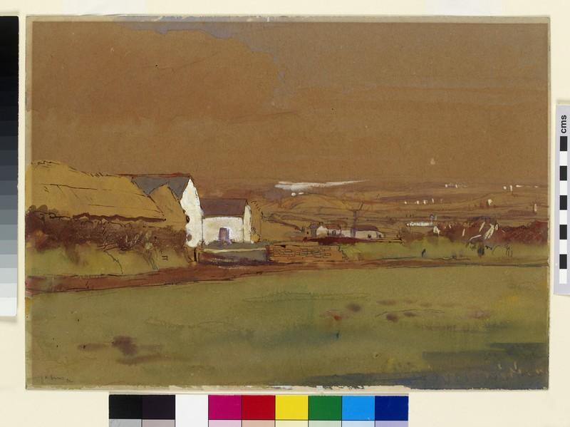 Welsh Landscape (WA1999.7)