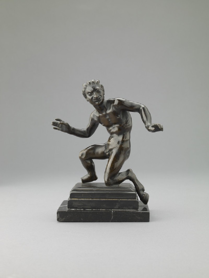 Figure of a crouching satyr (WA2003.219)