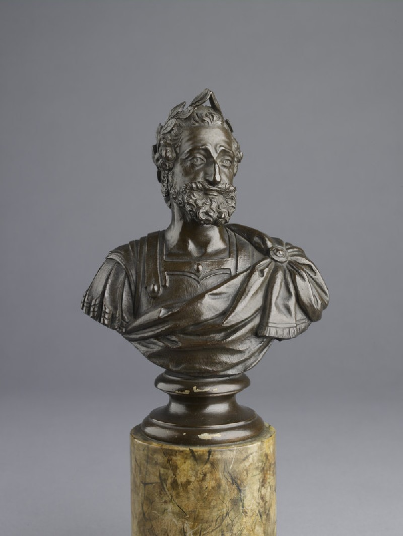 Bust of King Henri IV of France (WA2003.220)