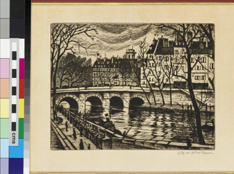 La Seine: Henri IV (WA2003.66)