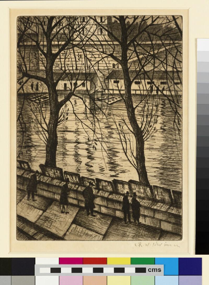 La Seine: les bibliophiles