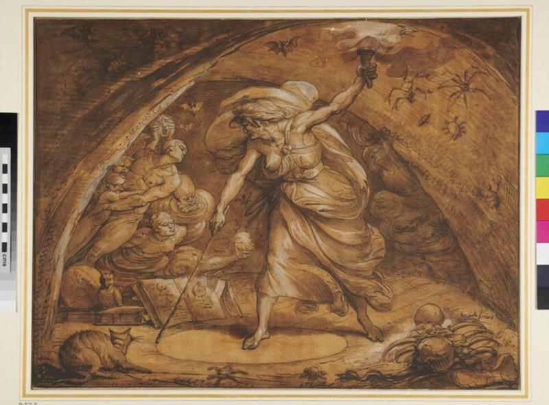 The Incantation (WA2003.Douce.4876, recto)