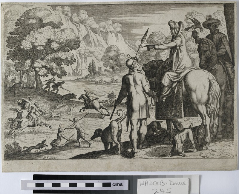 Boar Hunt, copy