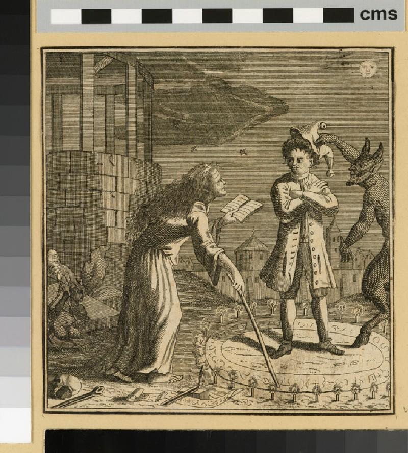 Scene of Witchcraft