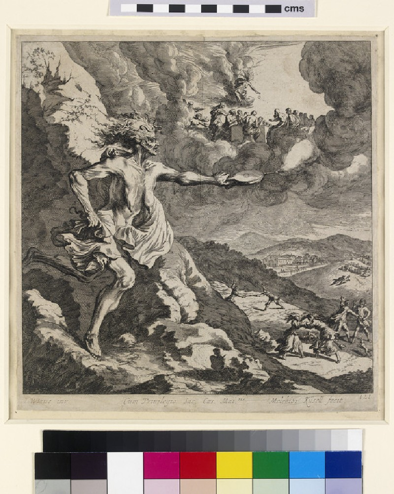 Allegory of Discord, possibly