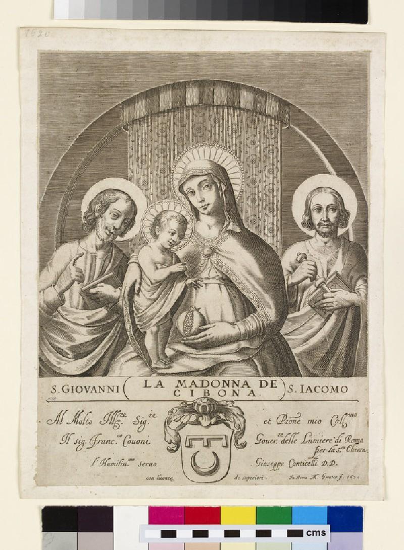La Madonna de Cibona