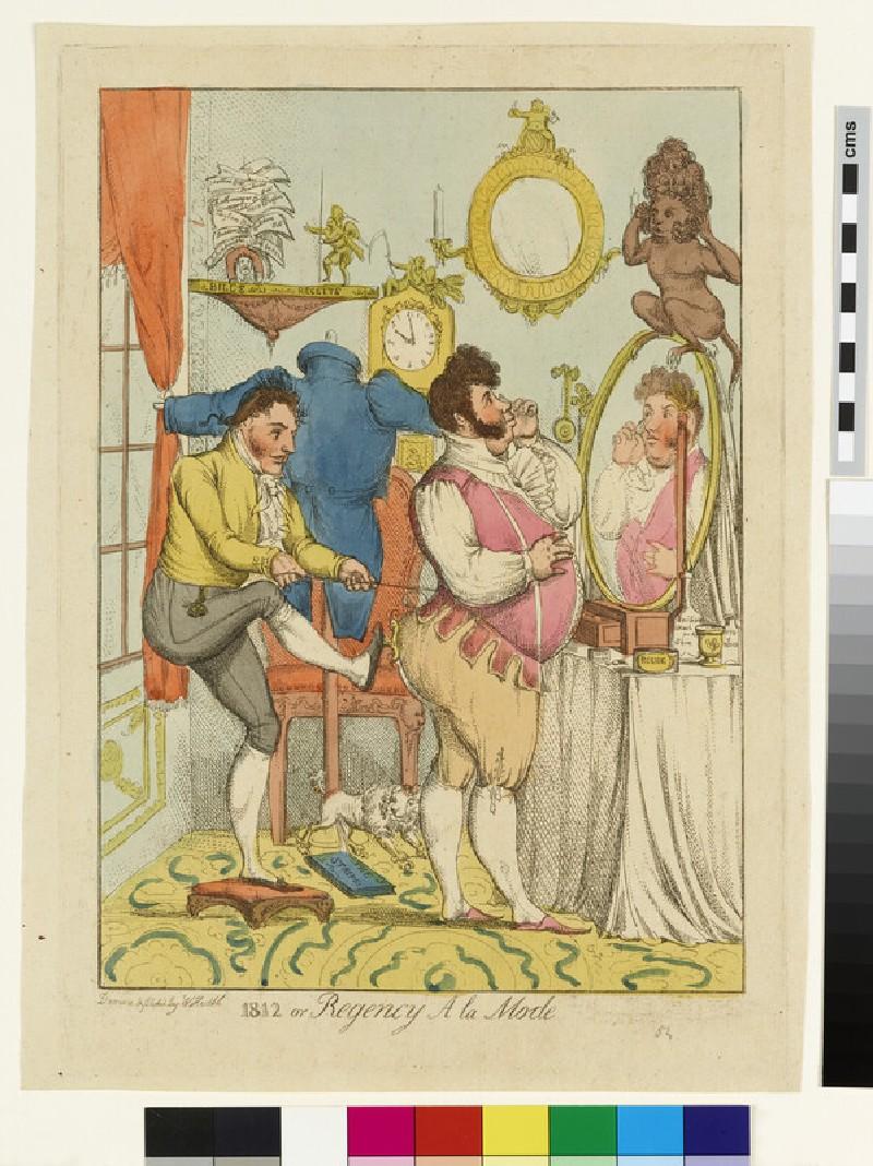 1812, or Regency à la mode