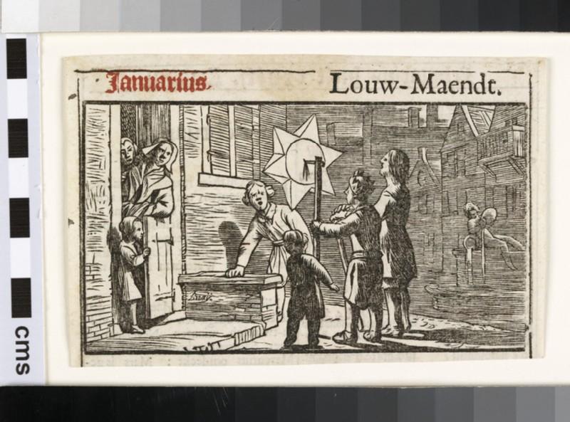 Januarius Louw-Maendt