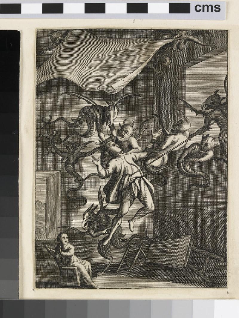 Devil's Prey (WA2003.Douce.4930)