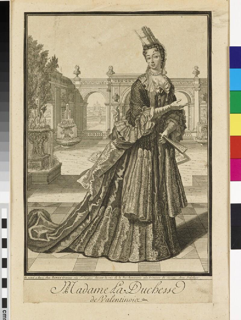 Madame la Duchesse de Valentinois